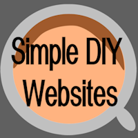 Simple DIY Websites